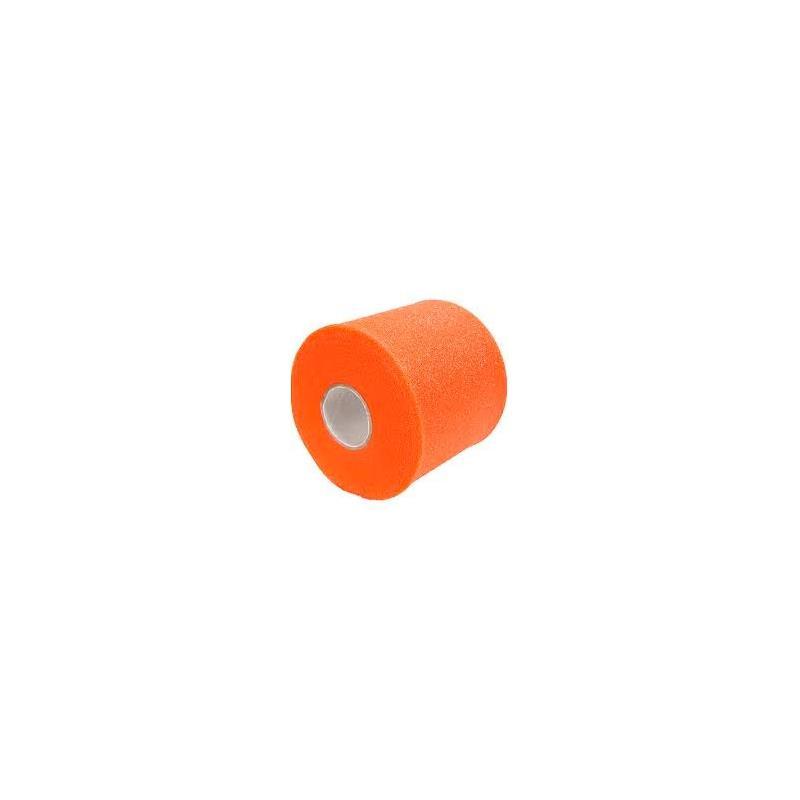 Neverlost Orange Self Cling Tape 5 meter pr rull. Kan brukes flere ganger