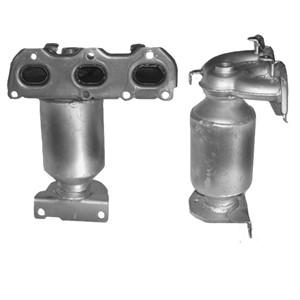Katalysaattori, SEAT IBIZA III, VW POLO, 03C131701D, 03E253020GX
