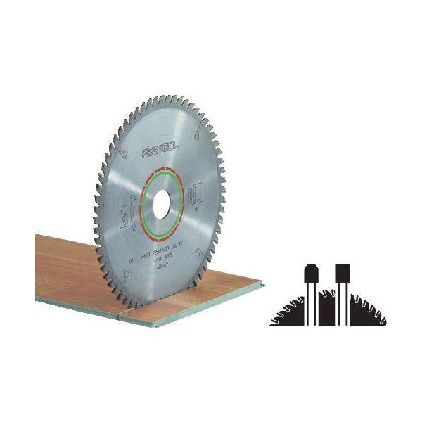 Festool FF TF54 Sahanterä erikois, 190 x 2,6 mm