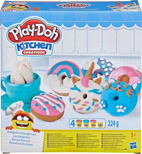 Play-Doh Lekeleire Delightful Doughnuts