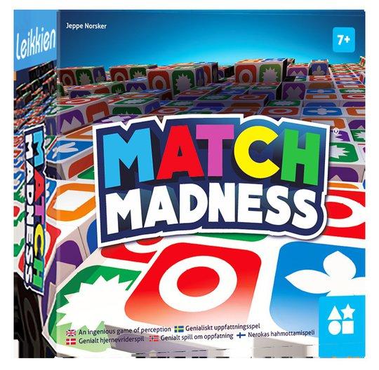 Leikkien Spill Match Madness