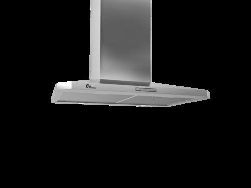 Thermex Decor 787 70 Cm Rf U/motor Vägghängd Köksfläkt - Rostfritt Stål