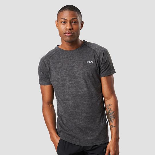 Training Tri-Blend T-shirt, Graphite