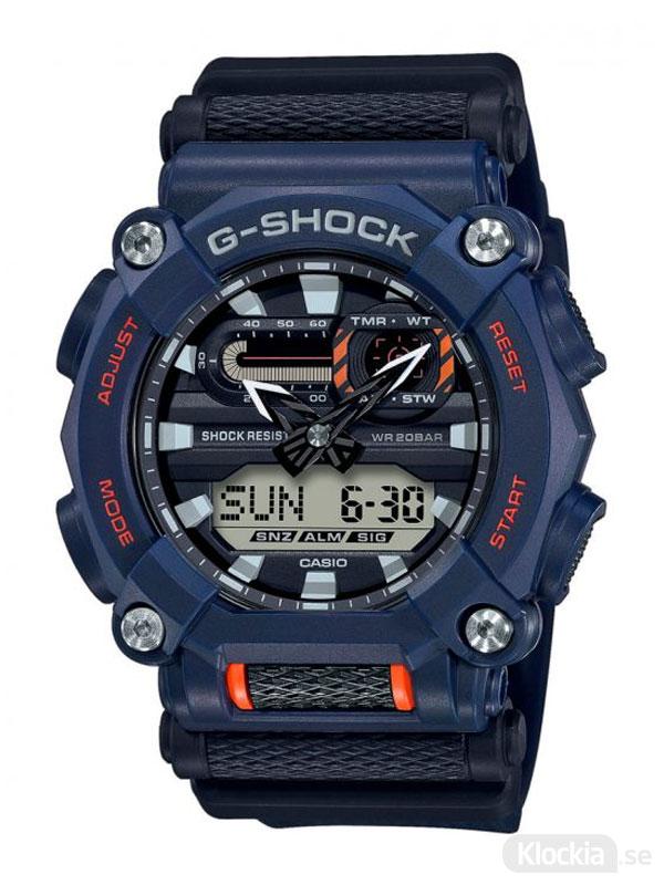 CASIO G-Shock Heavy Duty GA-900-2AER