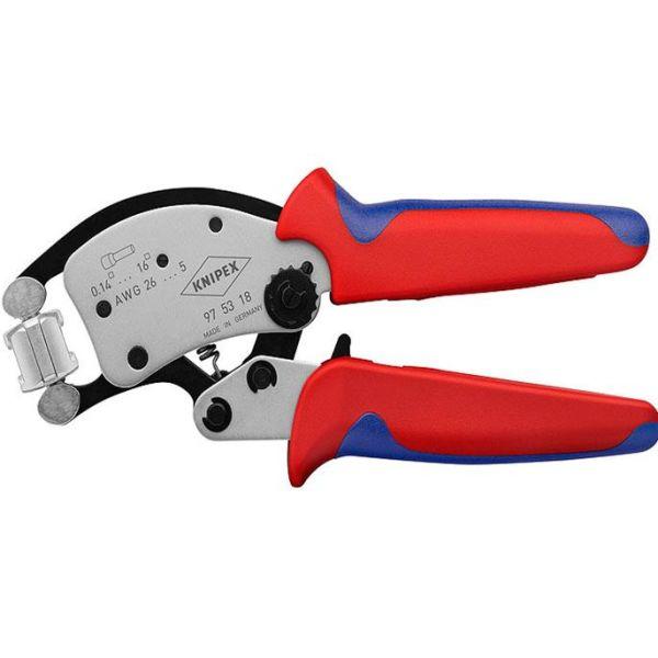 Knipex 975318SB Kutistuspihdit Twistor 16