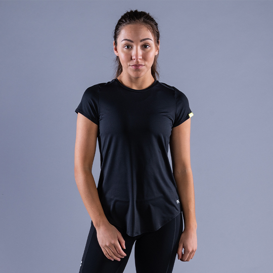 CLN Mel ws T-shirt, Black