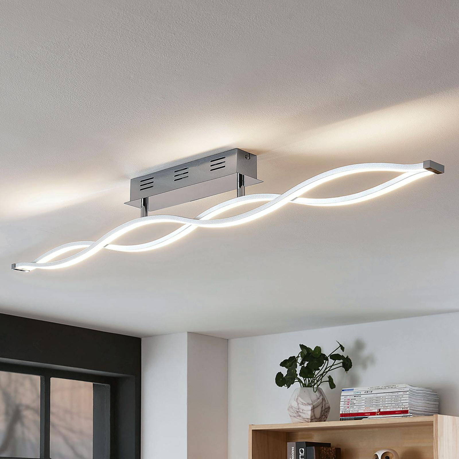 LED-kattovalaisin Roan, aaltoileva
