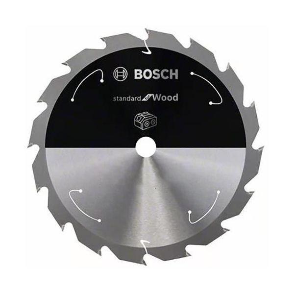 Bosch Standard for Wood Sagklinge 184 x 1,6 x 16 mm, 16T 184 x 1,6 x 16 mm, 16T