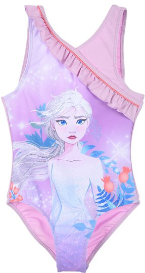 Disney Frozen Badedrakt, Purple, 4 År