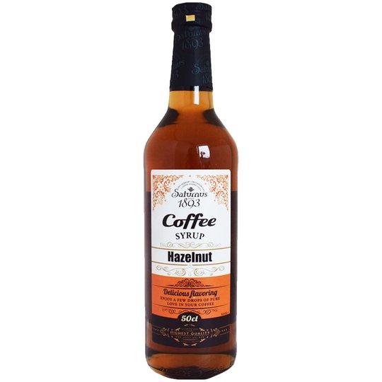 """Kaffesirap """"Hazelnut"""" 50cl - 51% rabatt"""