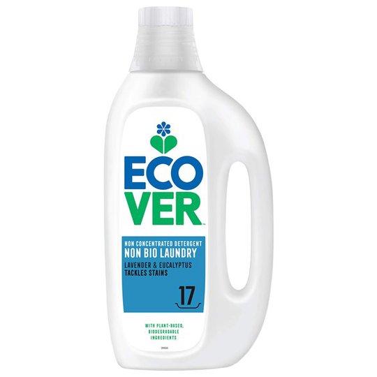 Ecover Flytande Tvättmedel Lavender & Eucalyptus, 1,5 L