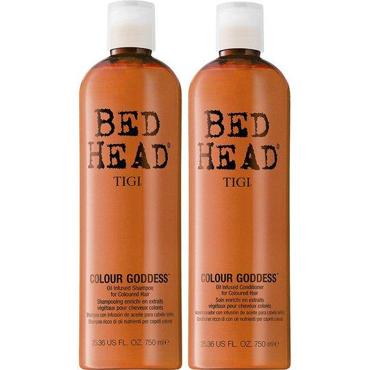 Colour Goddess Tweens, TIGI Bed Head Shampoo
