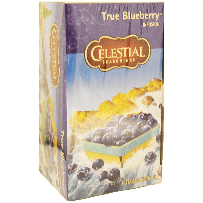 """Tee """"True Blueberry"""" 20 kpl - 63% alennus"""