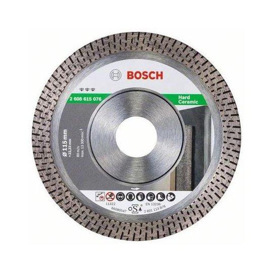 Bosch Best for Hard Ceramic Timanttikatkaisulaikka 115x22,23mm