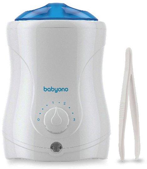 Babyono 2-in-1 Elektrisk Flaskevarmer og Sterilisator