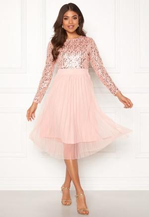 Happy Holly Mandy dress Dusty pink 36/38