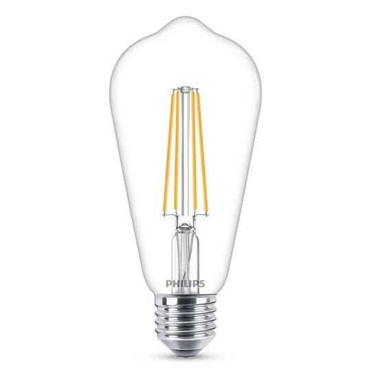 Philips E27 LED-lamppu Filament 4,3W 2 700 K