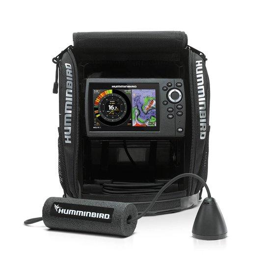 Humminbird HELIX ICE 5 DS Chirp GPS bärbar kombienhet