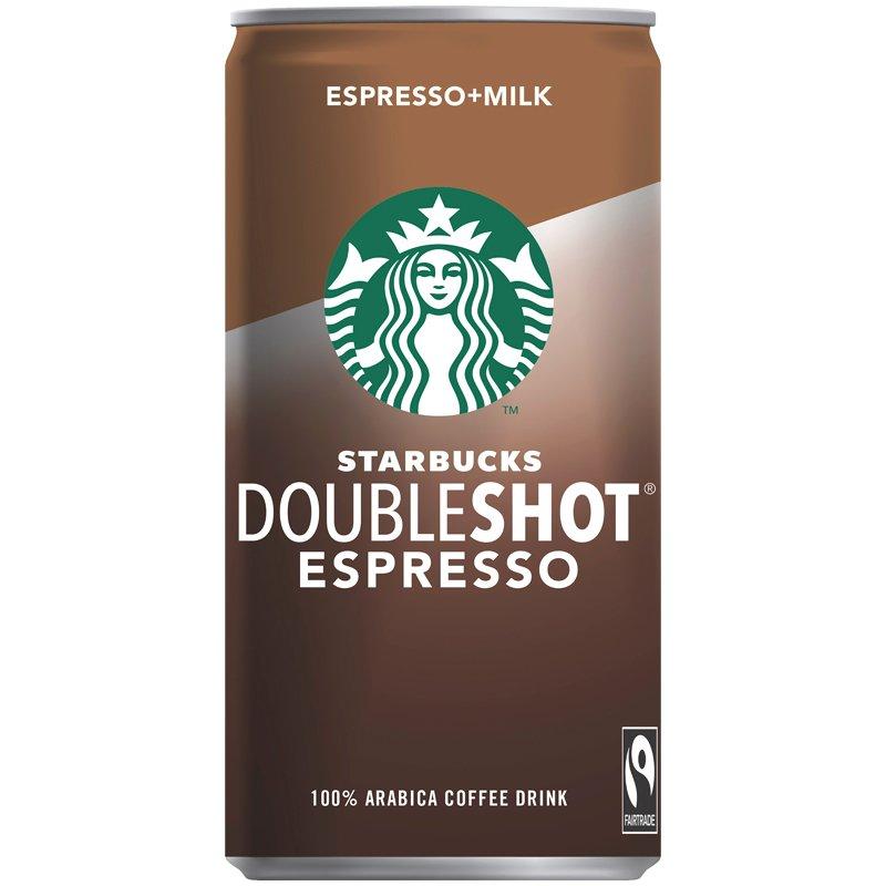 Doubleshot Espresso - 40% rabatt