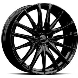 GMP Sparta Glossy Black 9x21 5/112 ET35 B66.6