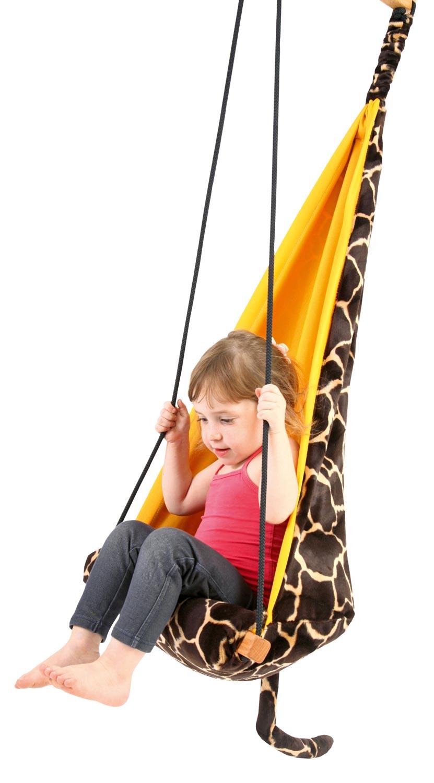 Amazonas - Hang Mini Giraffe Hammock - Brown/Orange (AZ-2030770)