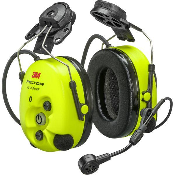 3M Peltor WS ProTac XPI Hørselvern hjelmfeste, med FLX2-inngang