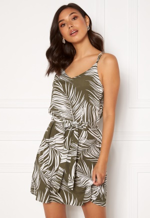 ONLY Augustina S/L Short Dress Kalamata 34