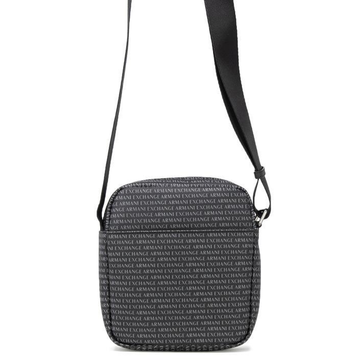 Armani Exchange Men's Shoulder Bag Black 247638 - black UNICA