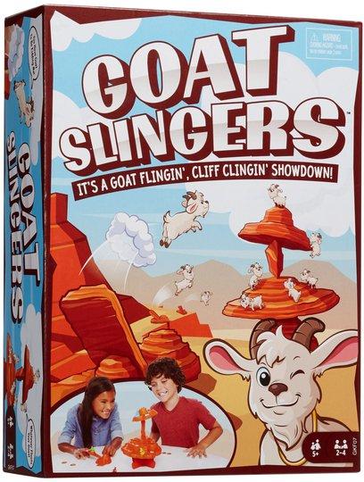 Goat Slingers Spill