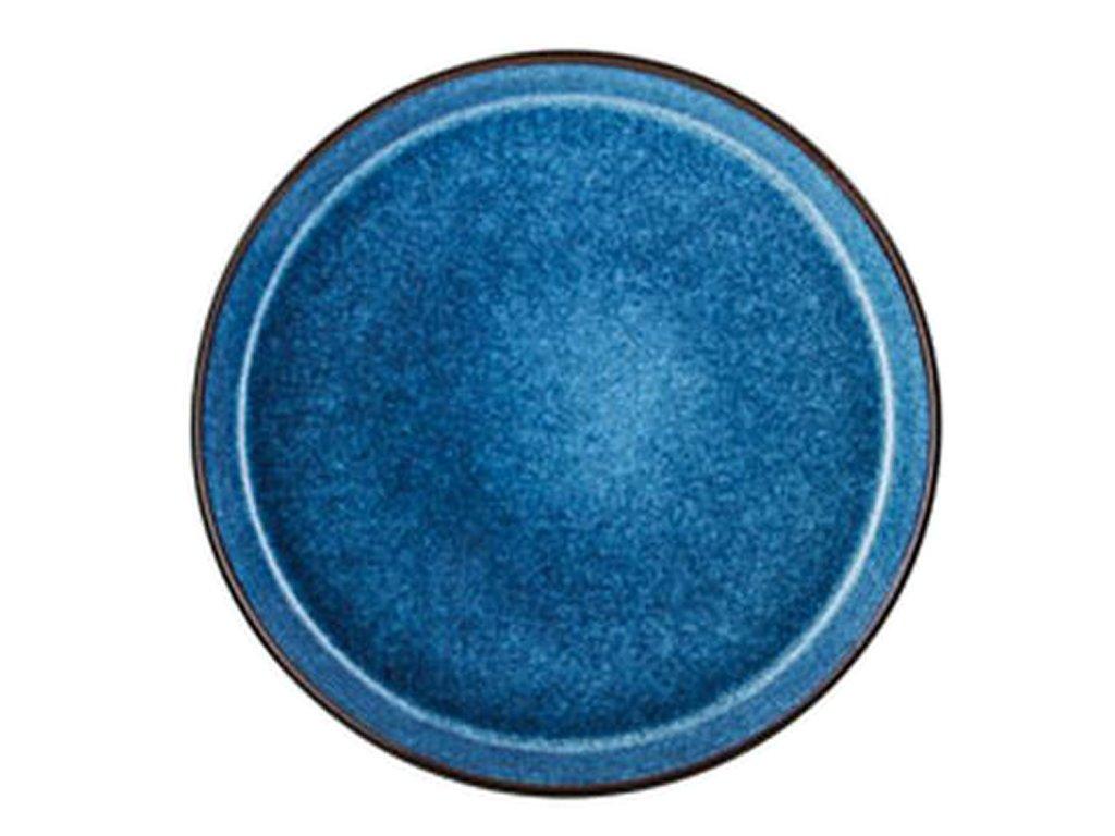 Bitz - 2 x Gastro Plate 27 cm - Black/Dark Blue - (Bundle)