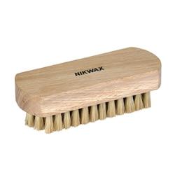 Nikwax Shoe Brush White Bristles