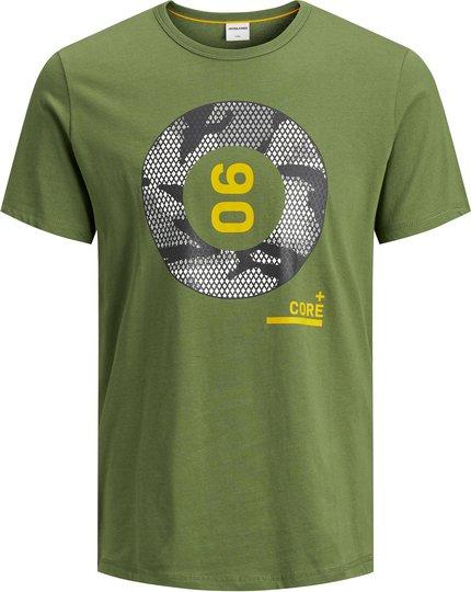 Jack & Jones Lazer T-Shirt, Winter Moss 152