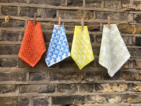 At Home: Design, Make Beeswax Wraps
