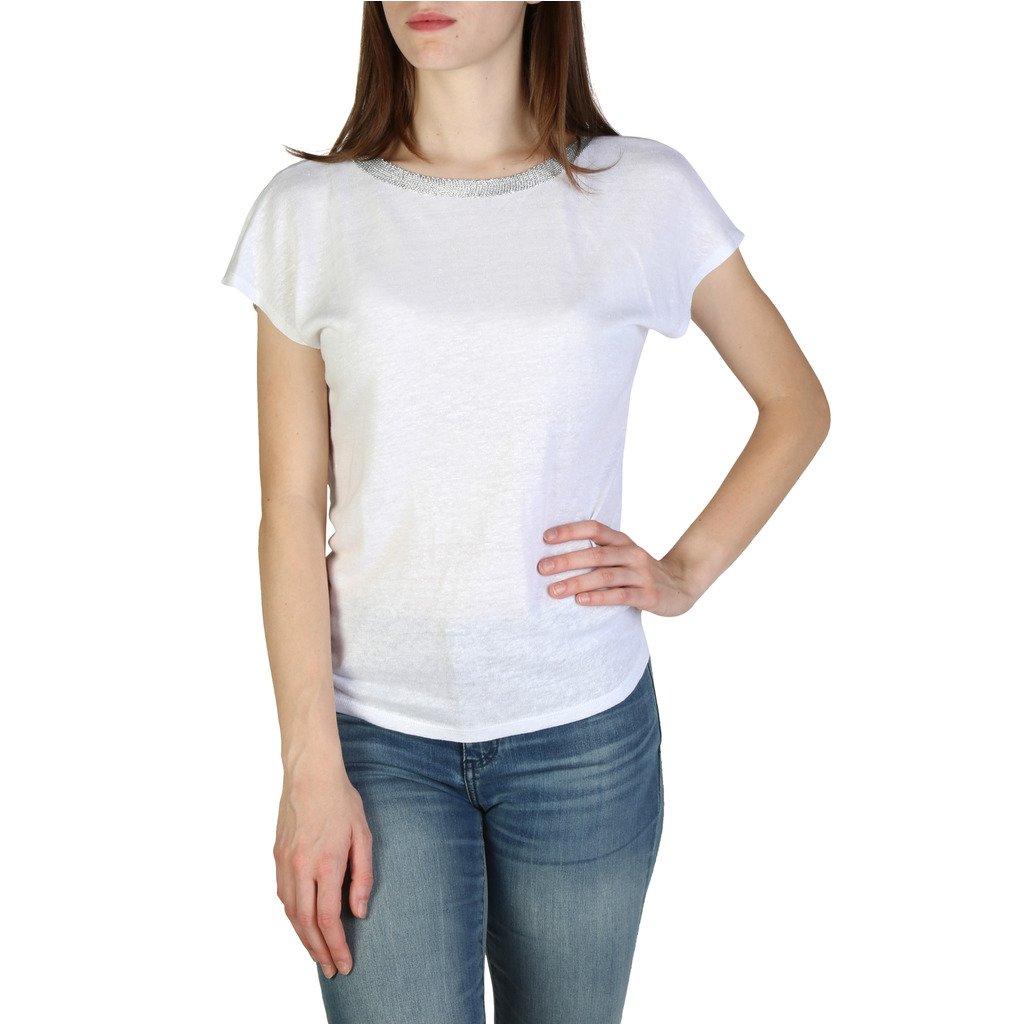 Armani Exchange Women's Sweater White 3ZYMARYJK6Z1100 - white XS