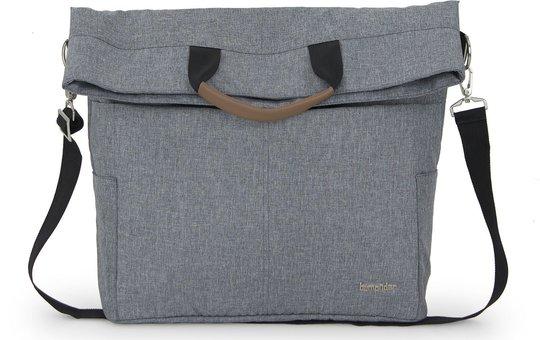 Bumprider Sidebag, Grå-Brun