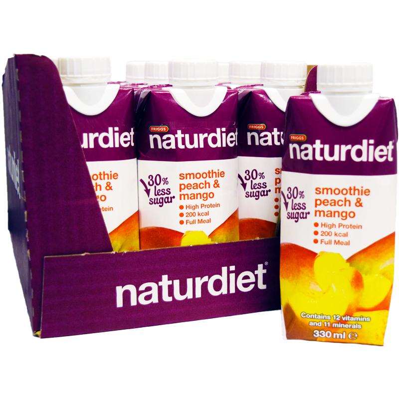Ateriankorvikkeet Peach & Mango 12kpl - 6% alennus