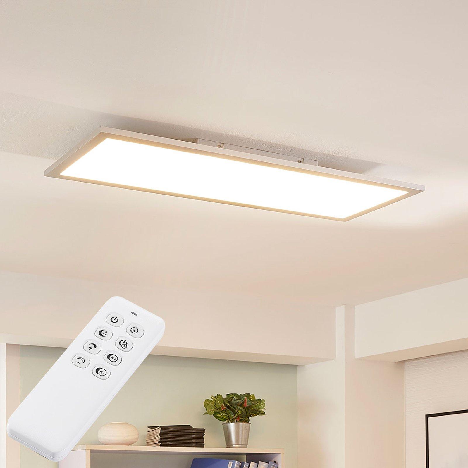 Taklampe Lysander, LED-lys med justerbar lysfarge