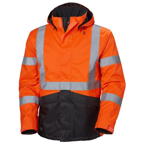 Helly Hansen Workwear Alta Jacka varsel, orange XS