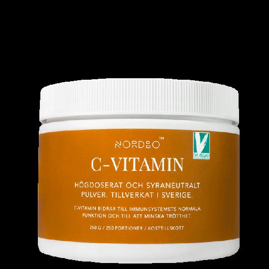 Nordbo C-vitamin, 250 g