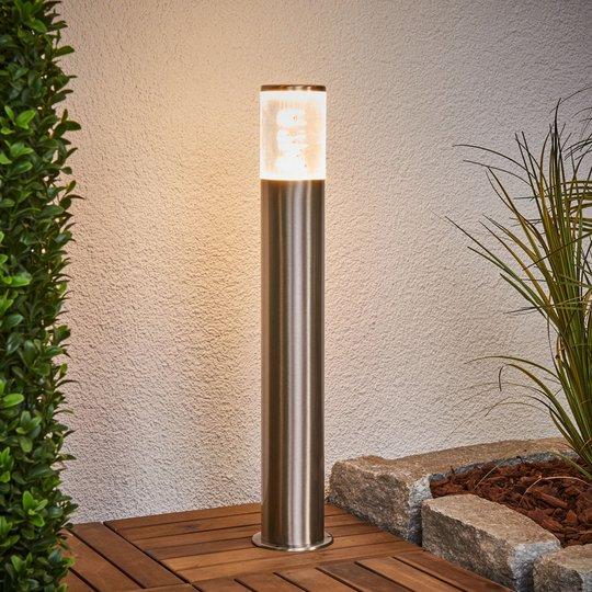 LED-pollarivalaisin Belen ruostum. teräksestä