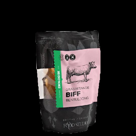 Beef Bone Broth EKO, 350 ml