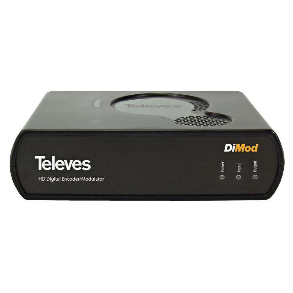 Televes 585401 Modulator med HDMI-inngang