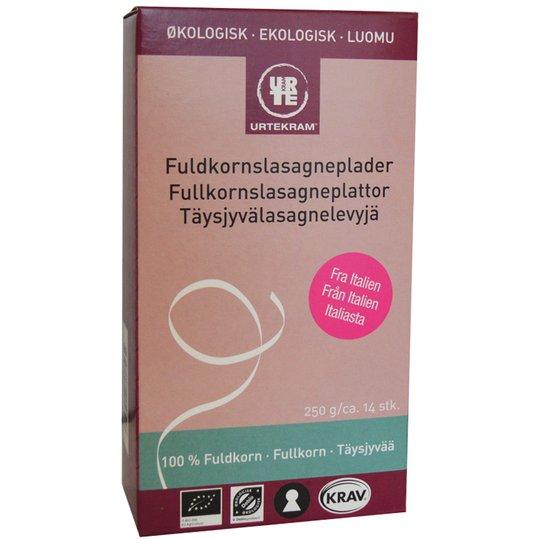 Lasagneplattor Fullkorn 250g - 34% rabatt