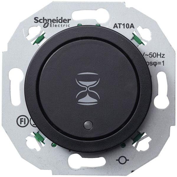Schneider Electric Renova WDE011618 Ajastin elektroninen, ilman kehystä, 2-napainen