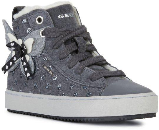 Geox Kalispera Sneaker, Dark Grey 24