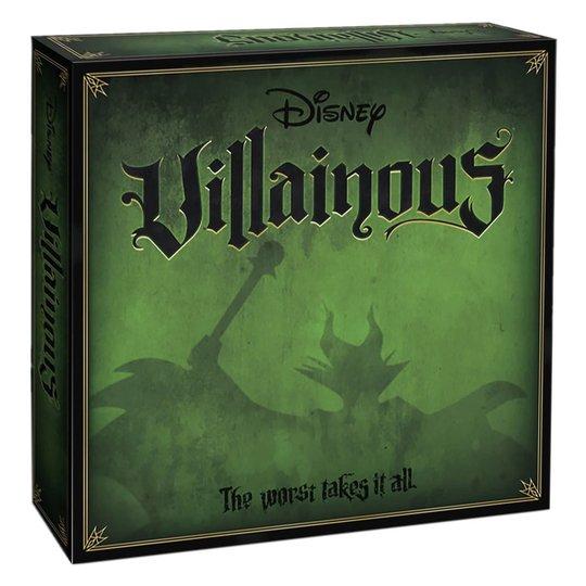 Ravensburger Disney Villainous Brettspill ENG