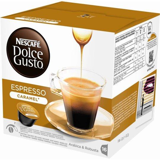 "Kaffekapslar ""Espresso Caramel"" 16-pack - 44% rabatt"