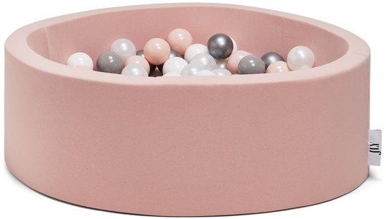 JLY Ballbasseng 30x90, Pink