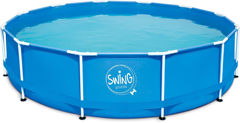 Swing Pools Metal Frame Pool 3.66m x 91cm