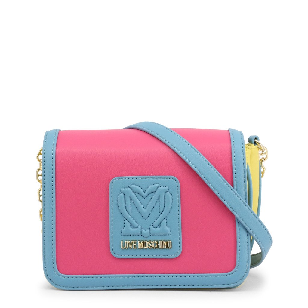 Love Moschino Women's Crossbody Bag Various Colours JC4112PP1CLK1 - blue NOSIZE